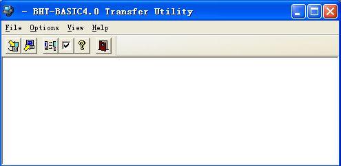 BHT-Basic4.0主界面