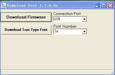 标准firmware下载