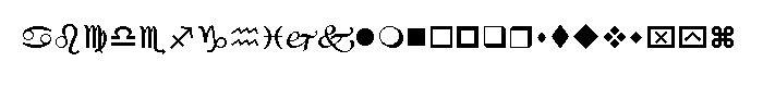 a-z对于的字符