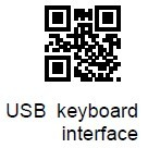 USB keyboard接口设置