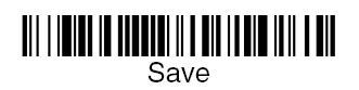 扫描SAVE条码