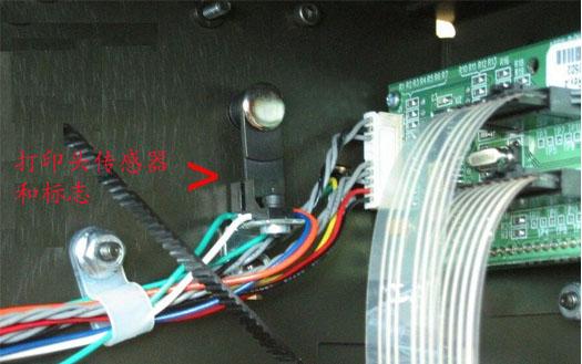 打印头传感器
