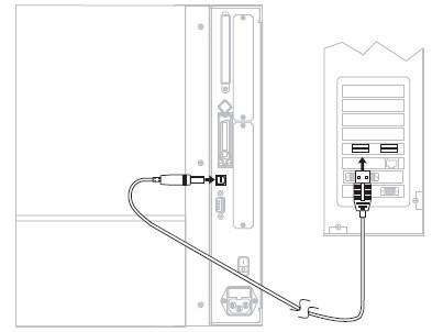 USB联机