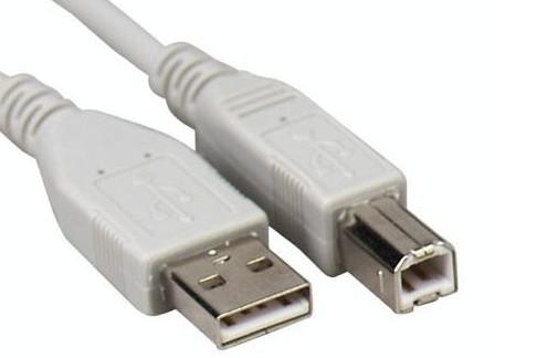USB插头实样